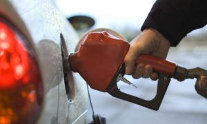 Filling Car with Gas --- Image by © JLP/Deimos/Corbis