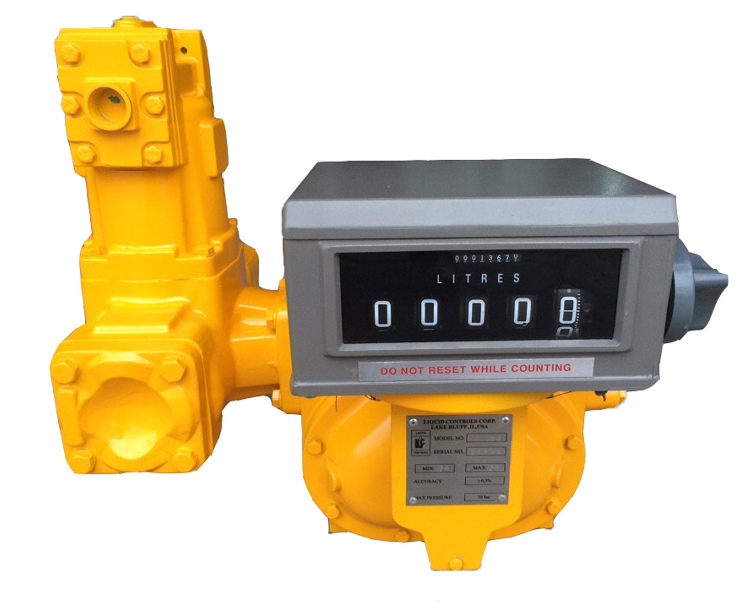 Đồng hồ lưu lượng