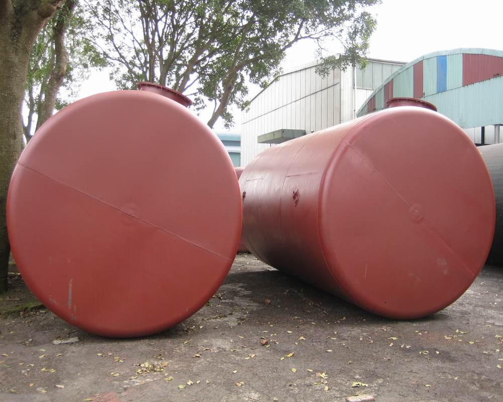 Bể téc chứa xăng dầu 2
