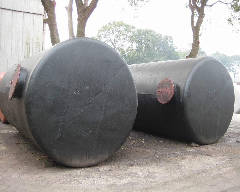 Bể thép chứa xăng dầu 1